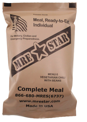 MRE - Meal Ready to Eat
