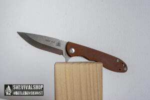 TOPS KNIVES Mini Scandi Folder