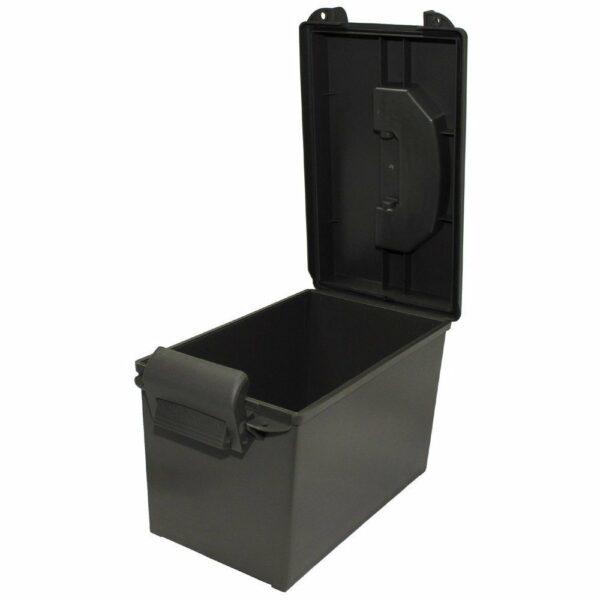 wasserdichte box medium offen