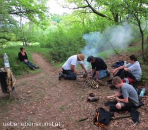 Survival Training Mai 2013