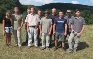 Survival Training Gruppe