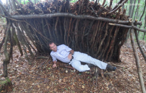 Survival Training Lean to