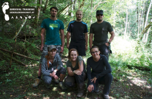 Survival Training Bodensee