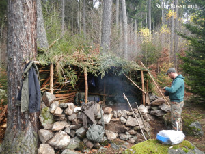 Bushcraft Lager
