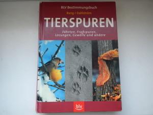 Tierspuren Buch