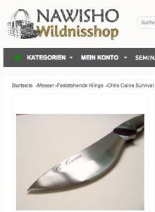 Wildnis Shop NAWISHO