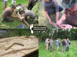 Survival Nahrung Training 2014