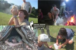 Survival Training Juli 2014