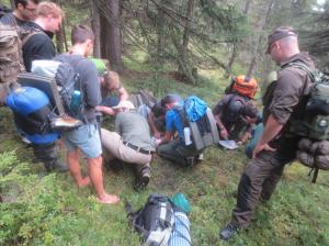 Survival Training Tirol 1