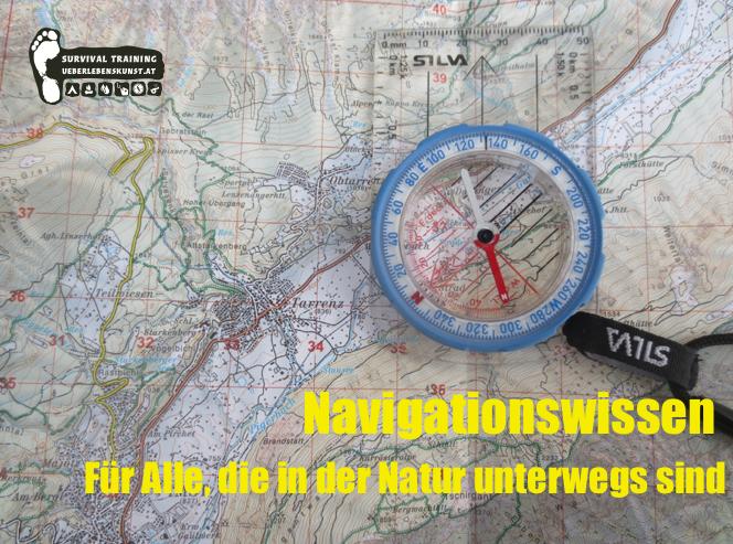 Orientierung & Navigation Survival Seminar