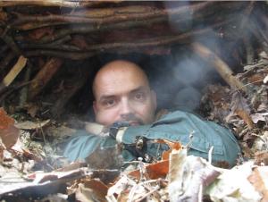 Survival Shelter Reini Rossmann