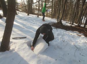 Winter Survival Training