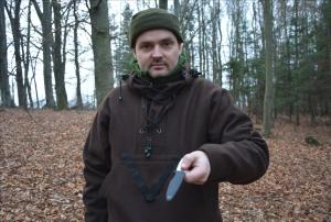 Survival Messer Unfälle Messer übergabe