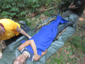 Survival Outdoor Erste Hilfe Kurs