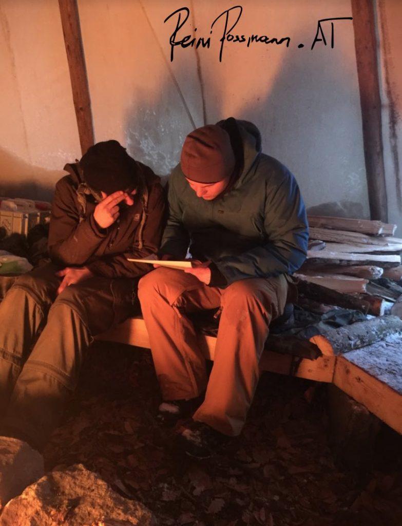Survival Trainer Ausbildung im Winter