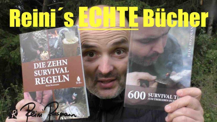 Survival Buch Reini Rossmann