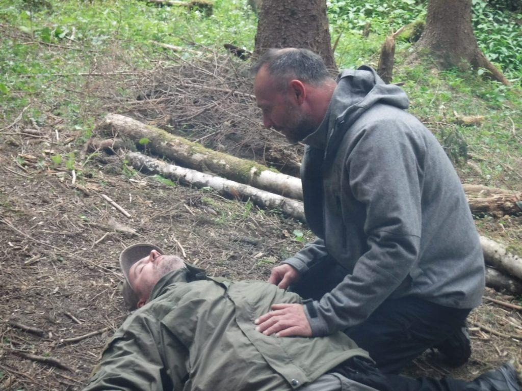 Outdoor Erste Hilfe