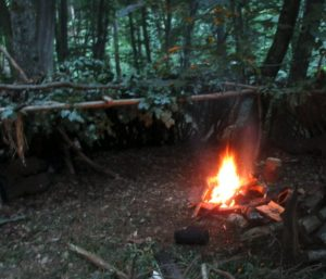 Survival extrem - Feuer machen Outdoor