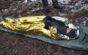 Outdoor Survival Erste Hilfe leisten