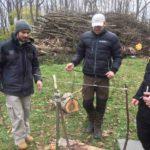 Survival Outdoor Fallen bauen lernen