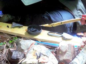 Bushcraft Training - Leben in der Natur